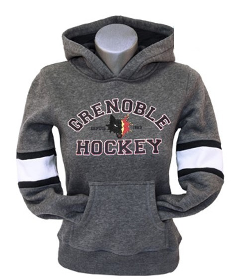 Sweat Capuche sur Mesure Hockey